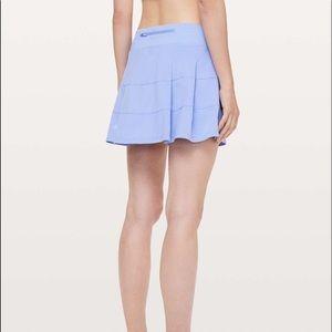 lululemon pace rival skirt ll (tall)